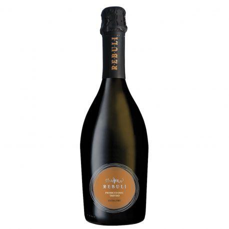 Prosecco Doc Treviso Spumante Extra Dry Rebuli Cantina Rebuli Vini bollicine