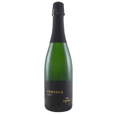 Zerodue Chardonnay Spumante Brut Frigo Wine Cantina Frigo Wine Vini bollicine