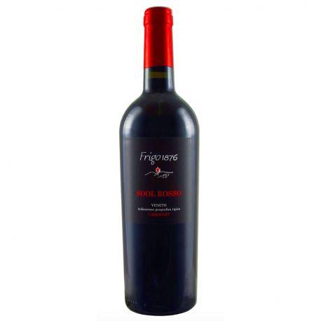 Sool Rosso Cabernet Veneto Igt Frigo Wine